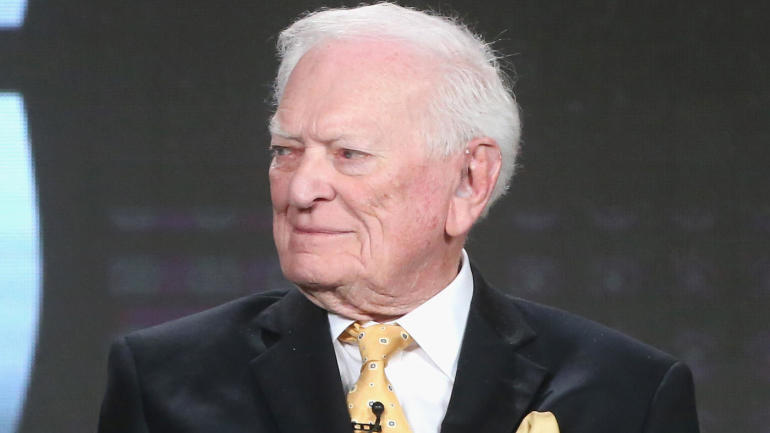 Jack Whitaker, longtime CBS Sports announcer, dead at 95