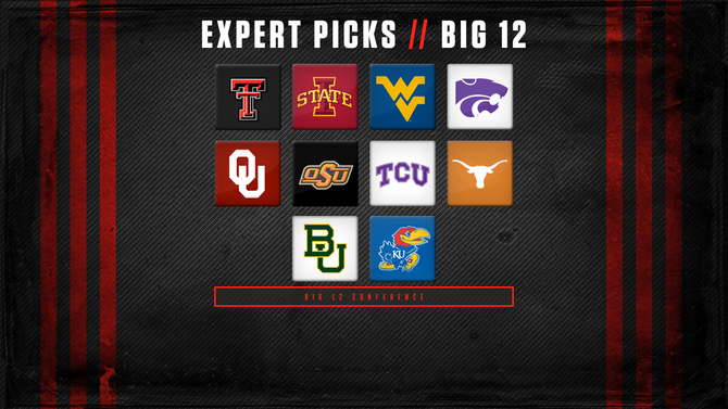 2019 Big 12 expert picks: Overrated, underrated teams and predicted order of finish