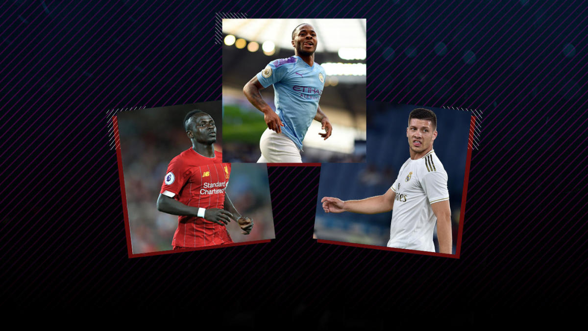 Star Power Index: Raheem Sterling is on fire for Man City, Sadio Mane is a top shelf machine for Liverpool, and more