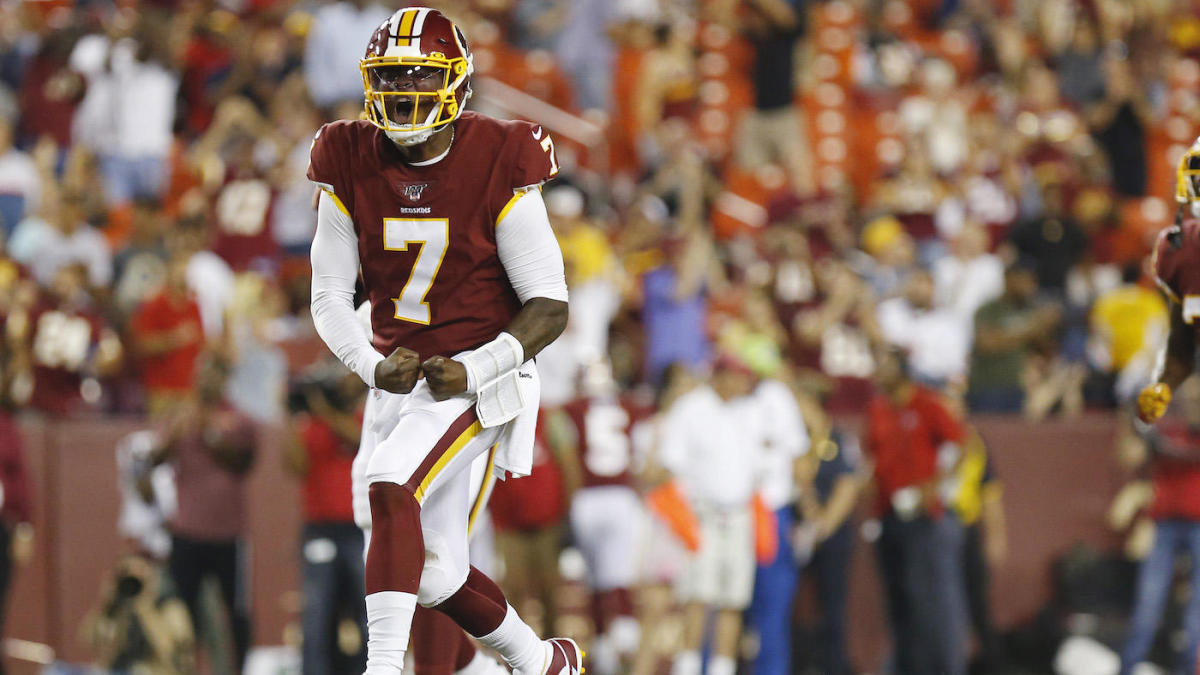 e423a261 Redskins depth chart: Colt McCoy's absence adds uncertainty to the ...