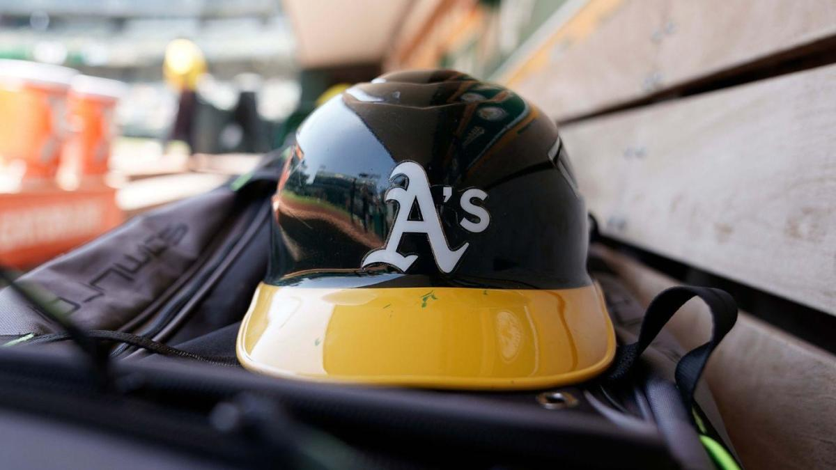 Oakland A's pitcher, who signed after viral video, strikes out the side in professional debut