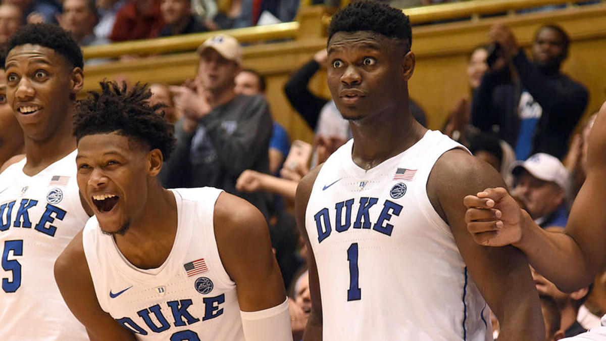 NBA rookies vote Zion Williamson to win ROY, pick fellow Duke star Cam Reddish to have best career from 2019 draft class