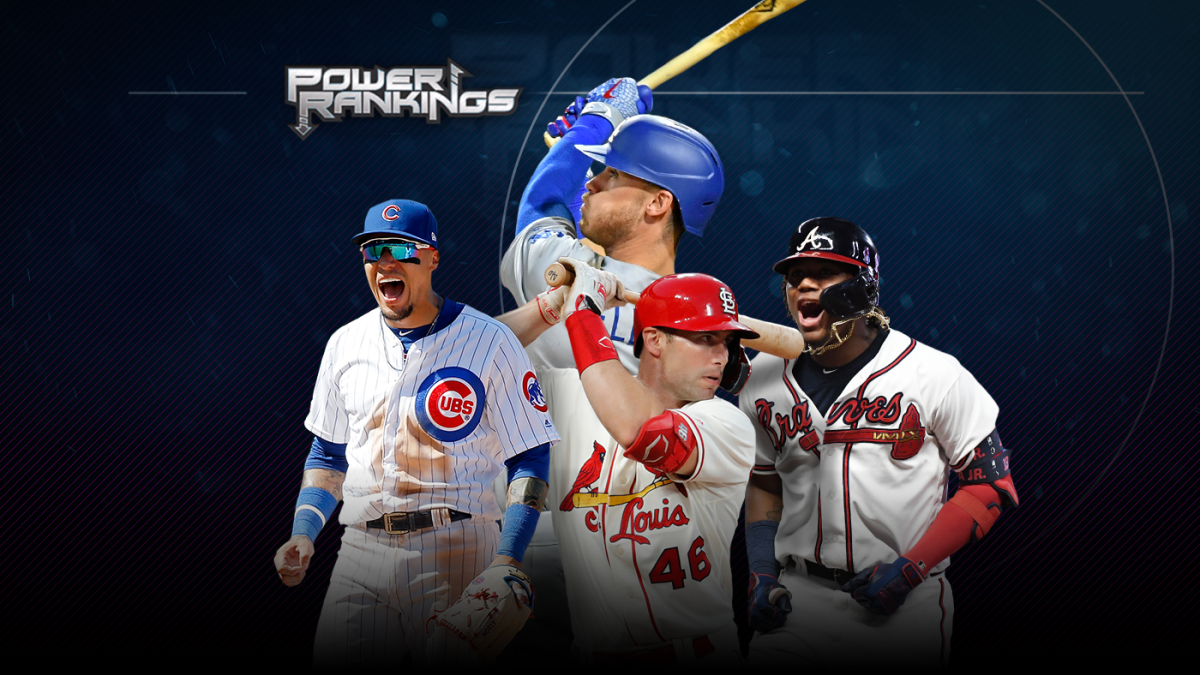 MLB Power Rankings: Can the Braves, Cubs or any other contender knock the Dodgers off their NL throne?