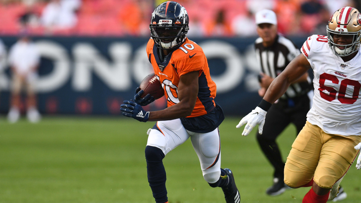 Emmanuel Sanders trade grades: 49ers get their No. 1 receiver, Broncos finally find right deal