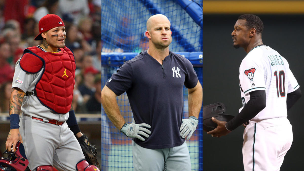 10 active MLB players who would make great managers after they retire