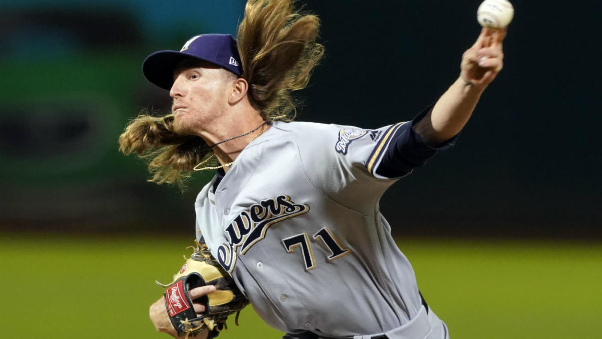 MLB trade rumors: Yankees pursuing Brewers All-Star closer Josh Hader