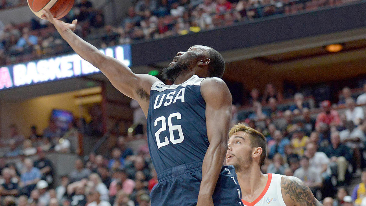 Team USA basketball schedule: Watch exhibition games ahead of 2019 FIBA World Cup, live stream, TV channel, start times
