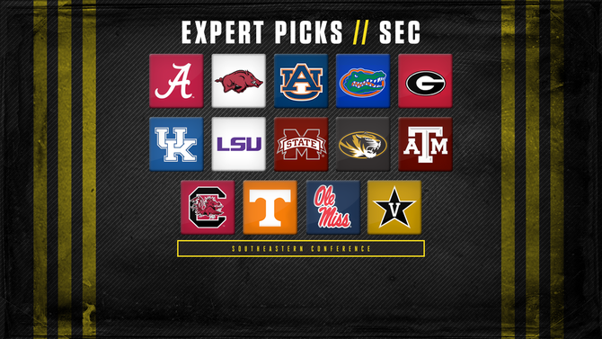 2019 SEC expert picks: Overrated, underrated teams and predicted order of finish