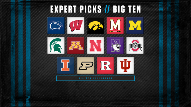 2019 Big Ten expert picks: Overrated, underrated teams and predicted order of finish