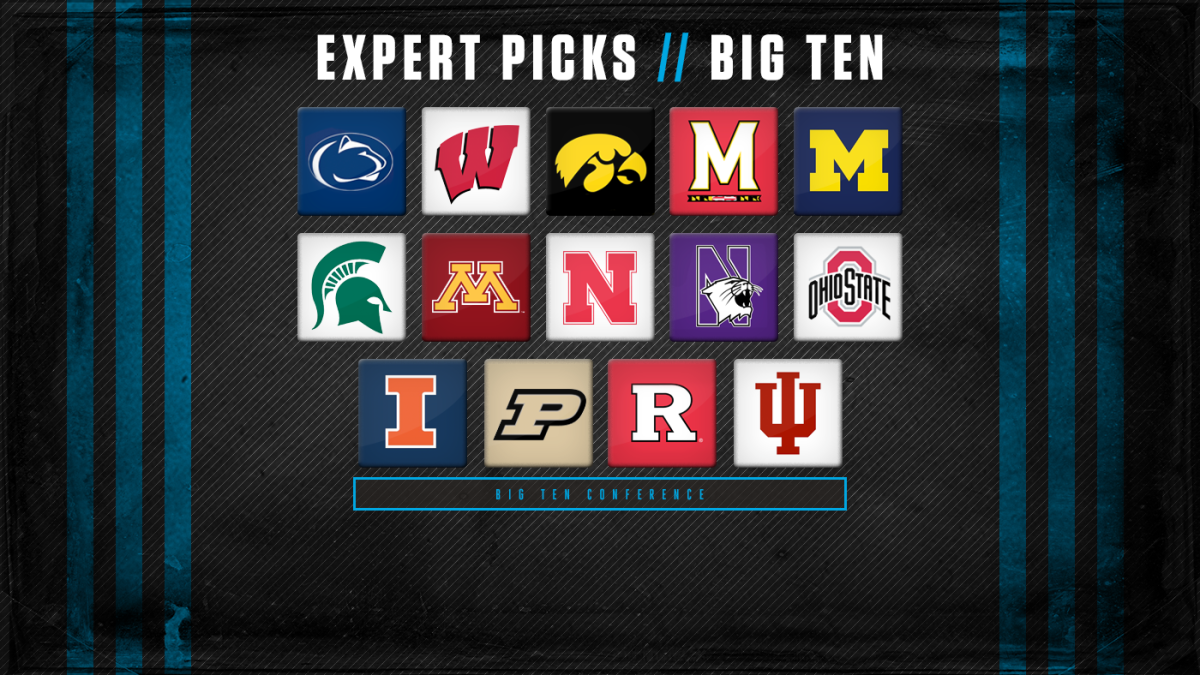 2019 Big Ten expert picks: Overrated, underrated teams and