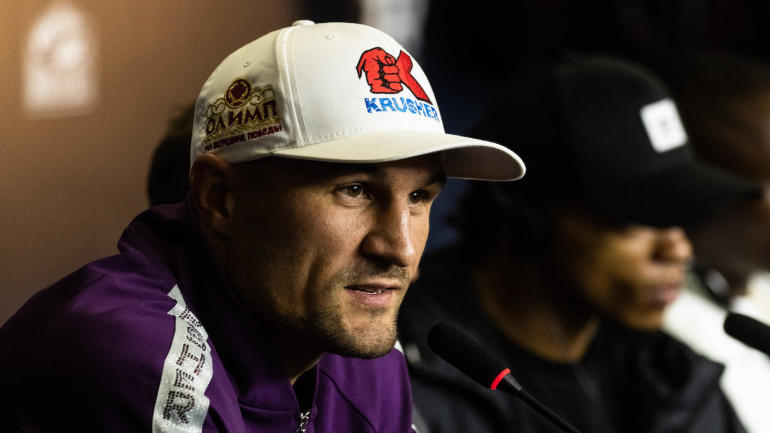 Sergey Kovalev turned down 'substantial' Canelo Alvarez offer in favor of fighting in Russia