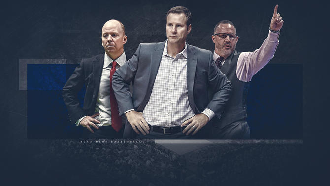 Candid Coaches: Who was the best head-coaching hire in college basketball this year?