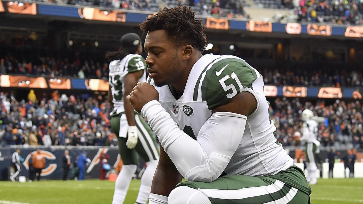 Jets lose another starting linebacker; less than one week after Avery Williamson tears ACL