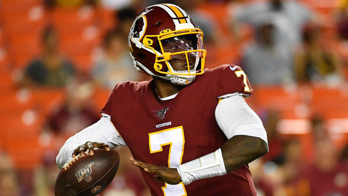 NFL Week 3 preseason updates, scores: Key quarterback battles for Dolphins, Redskins expected to be decided