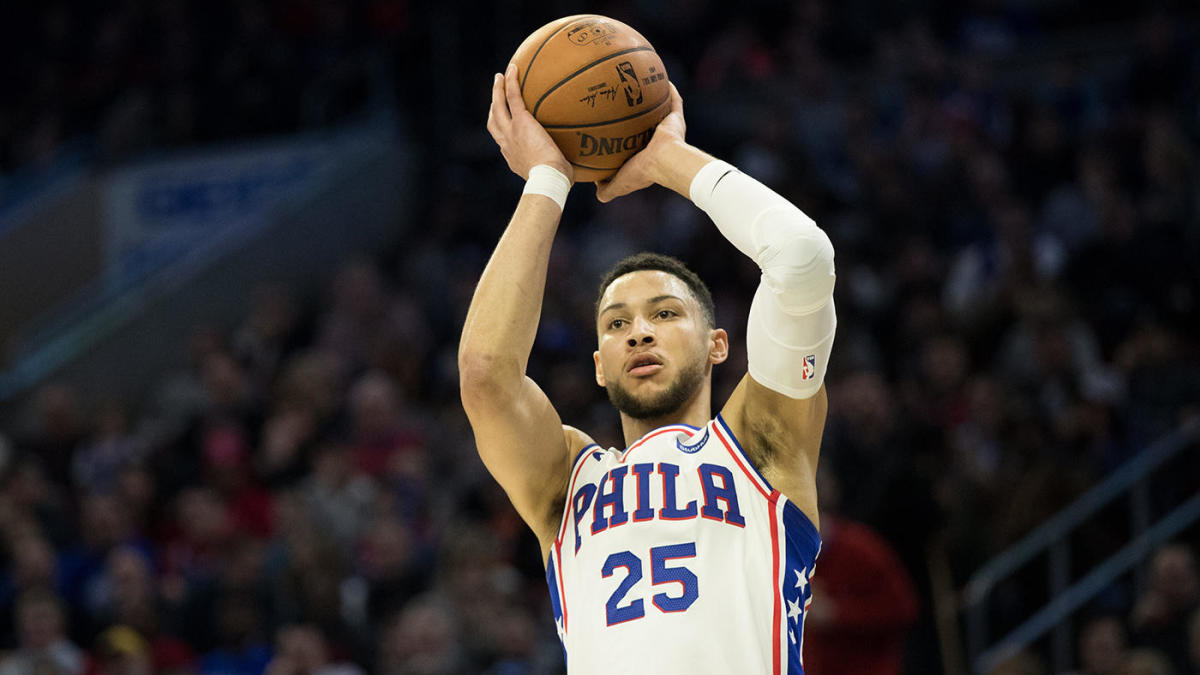 Nascar Racing Games >> Ben Simmons is hitting jumpers with ease in open gym, and it's hard not to think about the ...