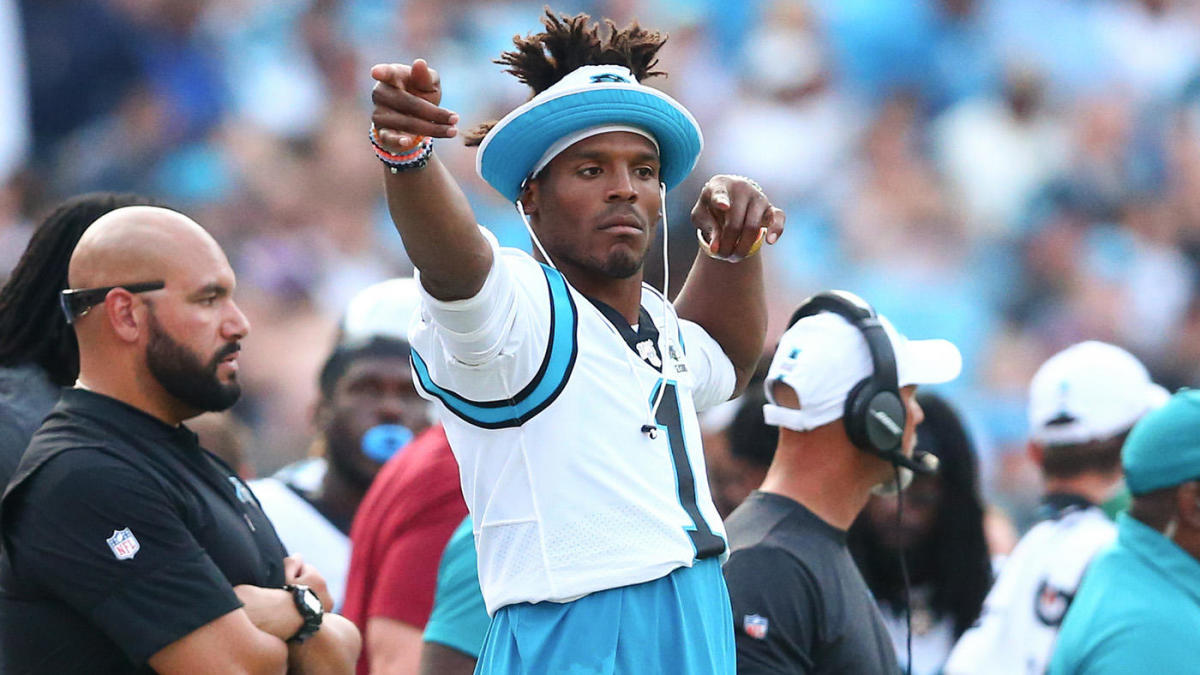 Cam Newton speaks on new contract with Patriots: 'This is not about money for me, it's about respect'