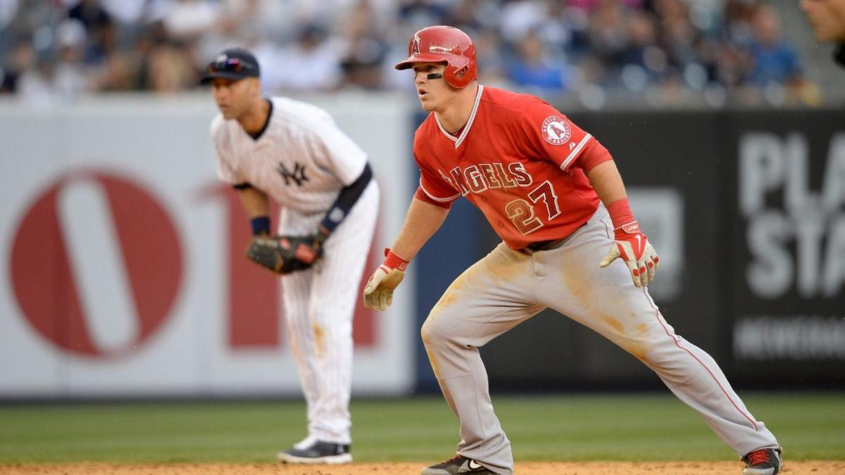 Mike Trout just passed Derek Jeter in career WAR, and the numbers show the Angels superstar is only getting better
