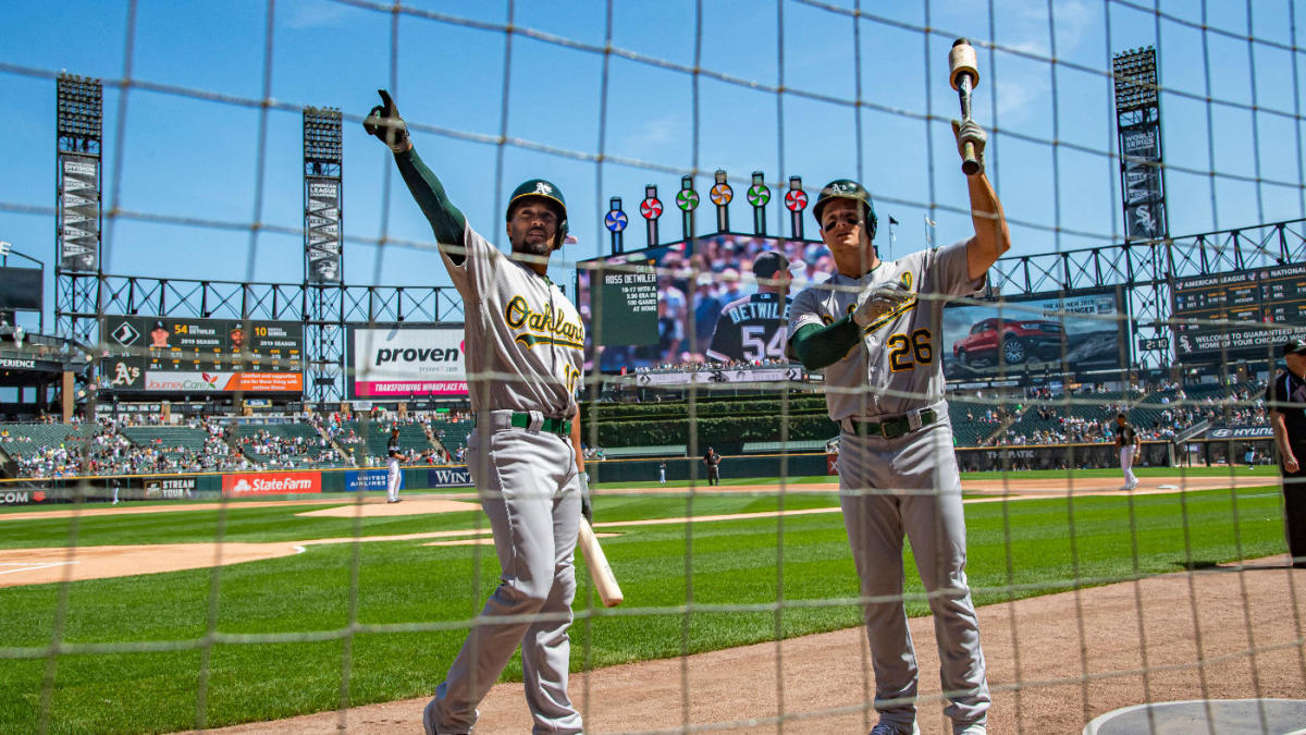 Five Reasons The Athletics Are The Most Dangerous American League