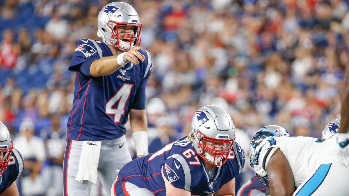 Who'll be Tom Brady's backup? A quarterback controversy may be brewing with Patriots