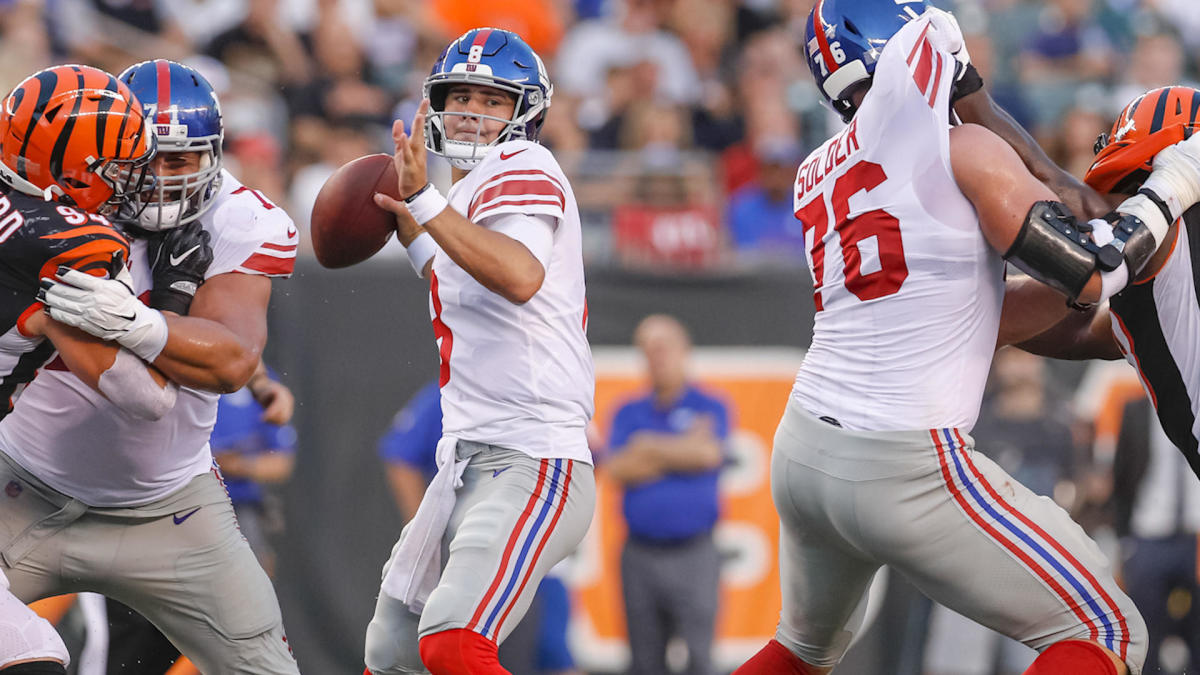Giants 2019 Depth Chart New York S Week 1 Starters Vs Cowboys