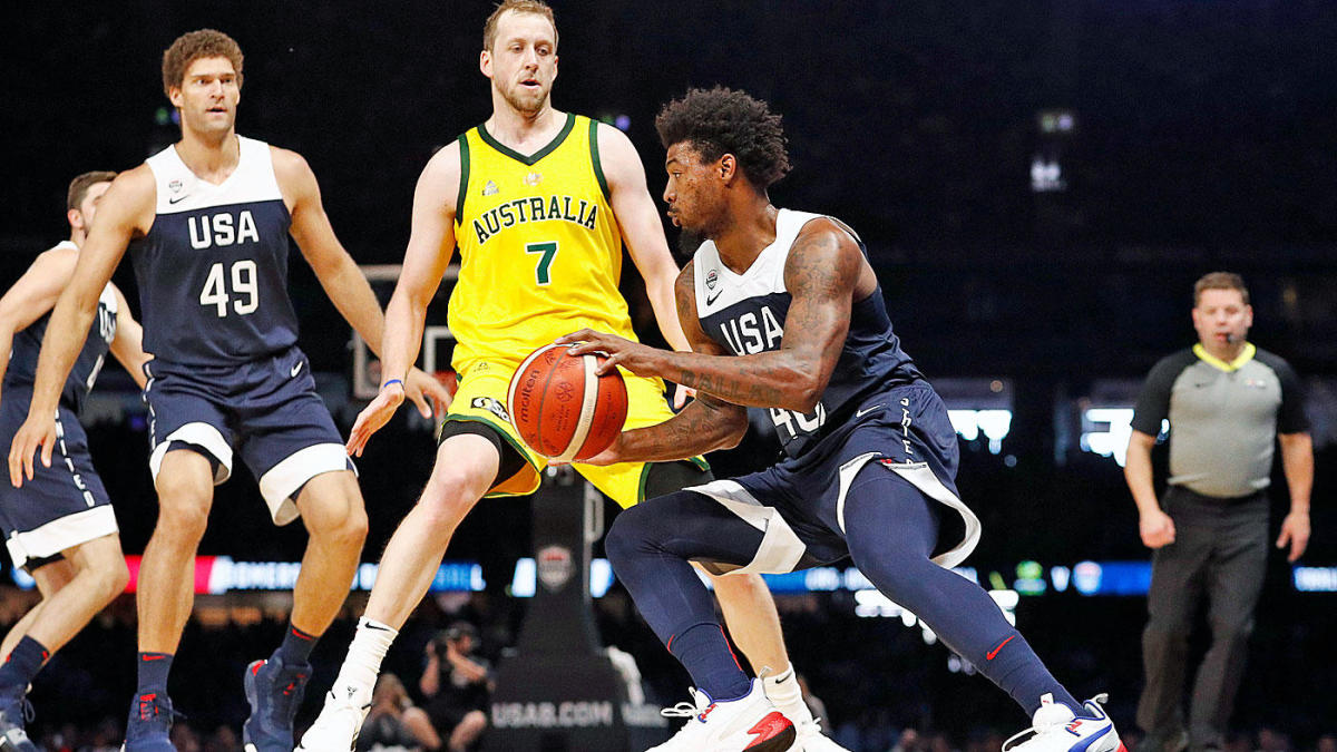 Team USA basketball vs. Australia score, takeaways: Patty Mills, Aussies end Americans' 78-game winning streak