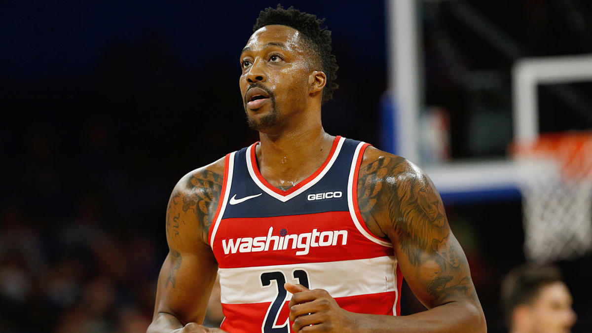Dwight Howard rejoins Lakers, obviously rejuvenated and revitalized as he tries to redeem himself, refurbish reputation