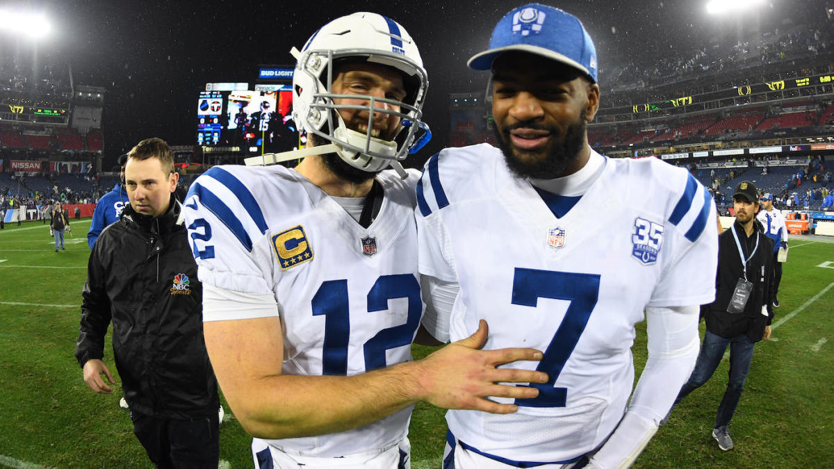 Andrew Luck's retirement leads to Colts' AFC title and Super