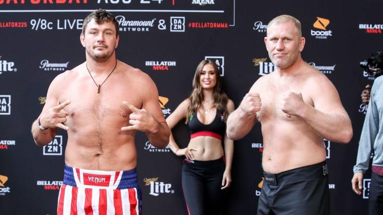 Bellator 225 results: Sergei Kharitonov decimates Matt Mitrione in heavyweight rematch