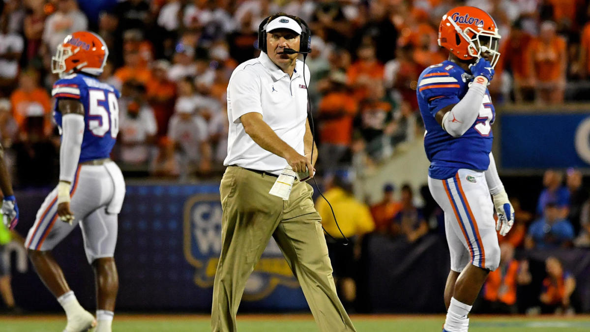 Relieved yet critical, Dan Mullen knows No. 8 Florida has a ways to go after edging Miami