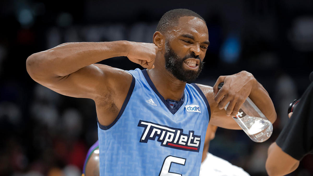 2019 BIG3 basketball playoffs: Championship game set, Joe Johnson shows why he's MVP, other key first-round takeaways