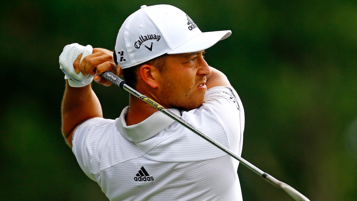 WATCH: Xander Schauffele makes ace with $15 million on the line at 2019 Tour Championship