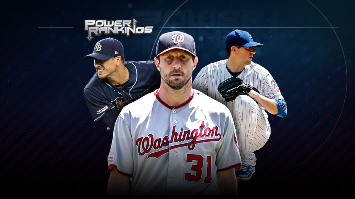 Mlb Power Rankings A Look At Which Postseason Hopeful Is