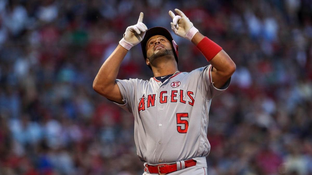Albert Pujols hits 100 career WAR mark, adding another line to his Hall of Fame resume