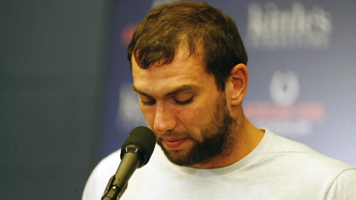 NFL Week 3 preseason takeaways: Andrew Luck shocks the NFL, Texans lose starting running back