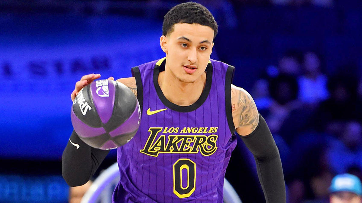 Kyle Kuzma Injury Update Lakers Forward Out Vs Grizzlies