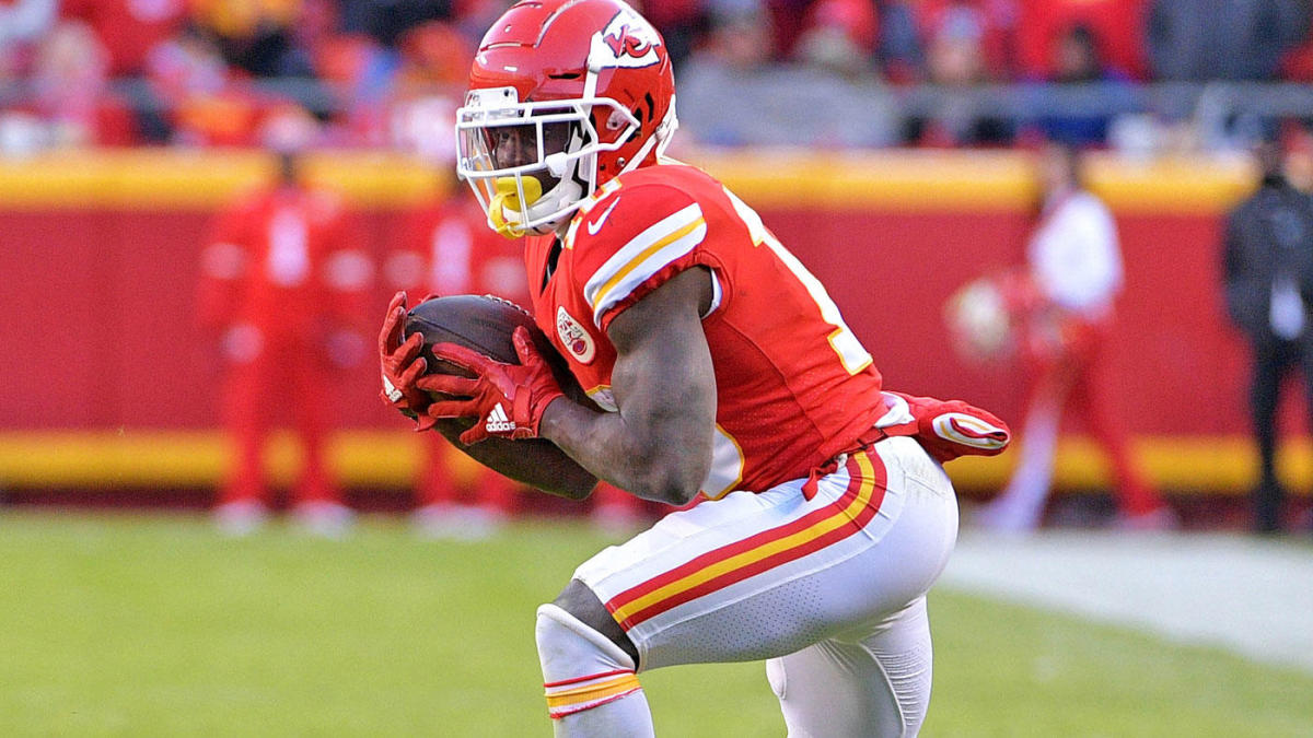 new arrival 9eb20 2210a Chiefs WR Tyreek Hill reportedly to miss 4-6 weeks with ...