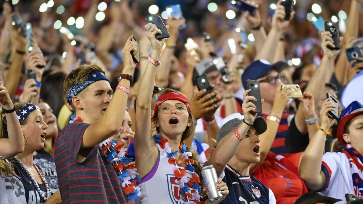 USWNT sets friendly attendance record as U.S. soccer continues summer-long celebration