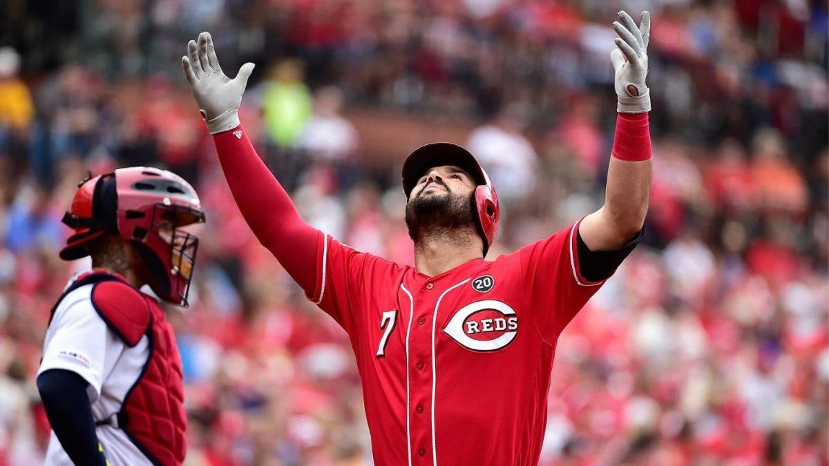 The Reds' aggressive offseason didn't pan out in 2019, but Cincinnati has a path to contention in 2020