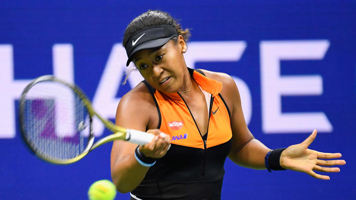2019 US Open: Naomi Osaka knocks out Coco Gauff in straight sets, keeps the young star on the court for post-match interview