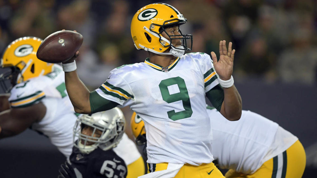 the latest a5478 b30e7 NFL waivers tracker 2019: Ex-Packers quarterback lands with ...