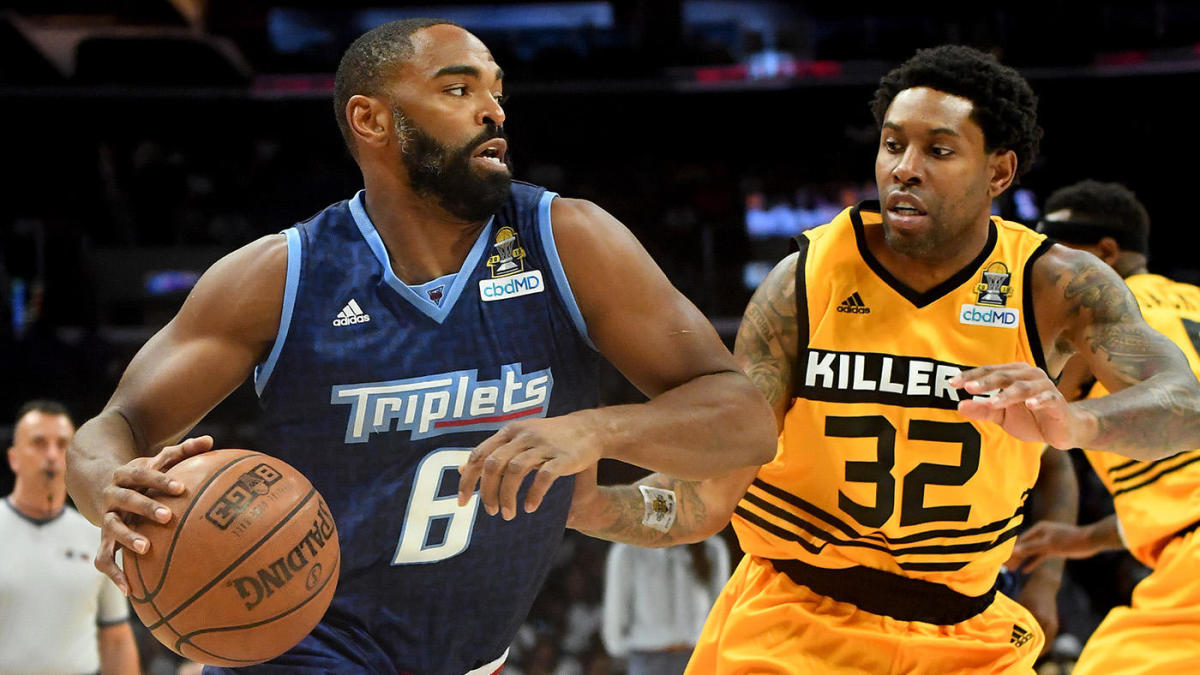 2019 BIG3 basketball results, scores: Top-seeded Triplets