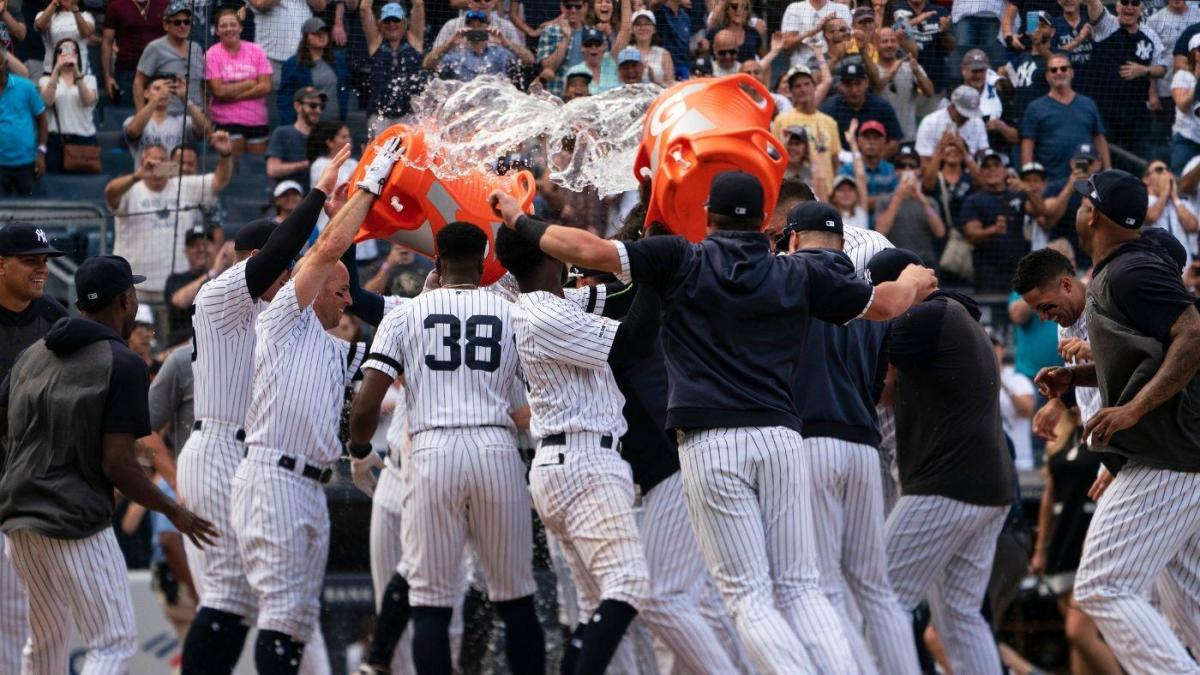 Yankees rookie Mike Ford makes franchise history with pinch-hit walk-off home run vs. Athletics