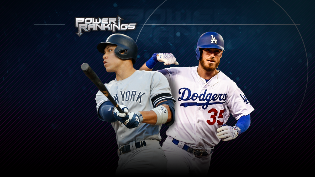 Mlb Power Rankings Which Playoff Races Have The Most Potential To