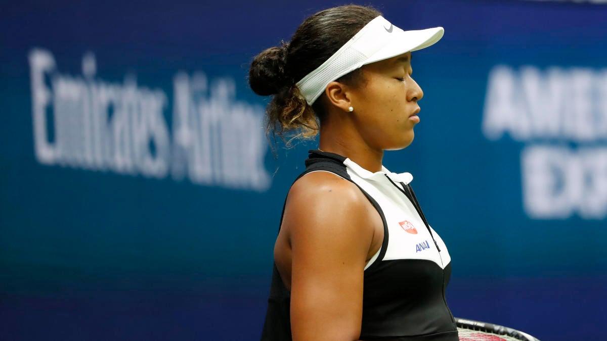 2019 US Open: Naomi Osaka, No. 1 seed and defending champion, upset by Belinda Bencic