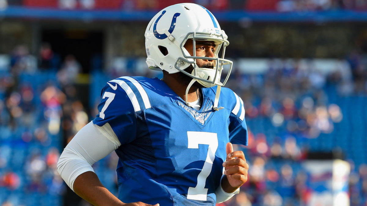 newest 50f10 362c0 Colts reportedly give Jacoby Brissett a two-year extension ...