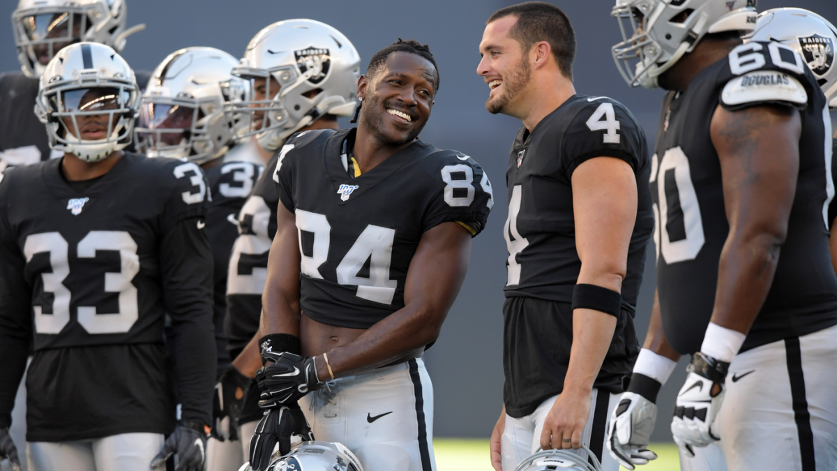 Raiders Depth Chart 2019 Oakland S Passing Game Could Change With