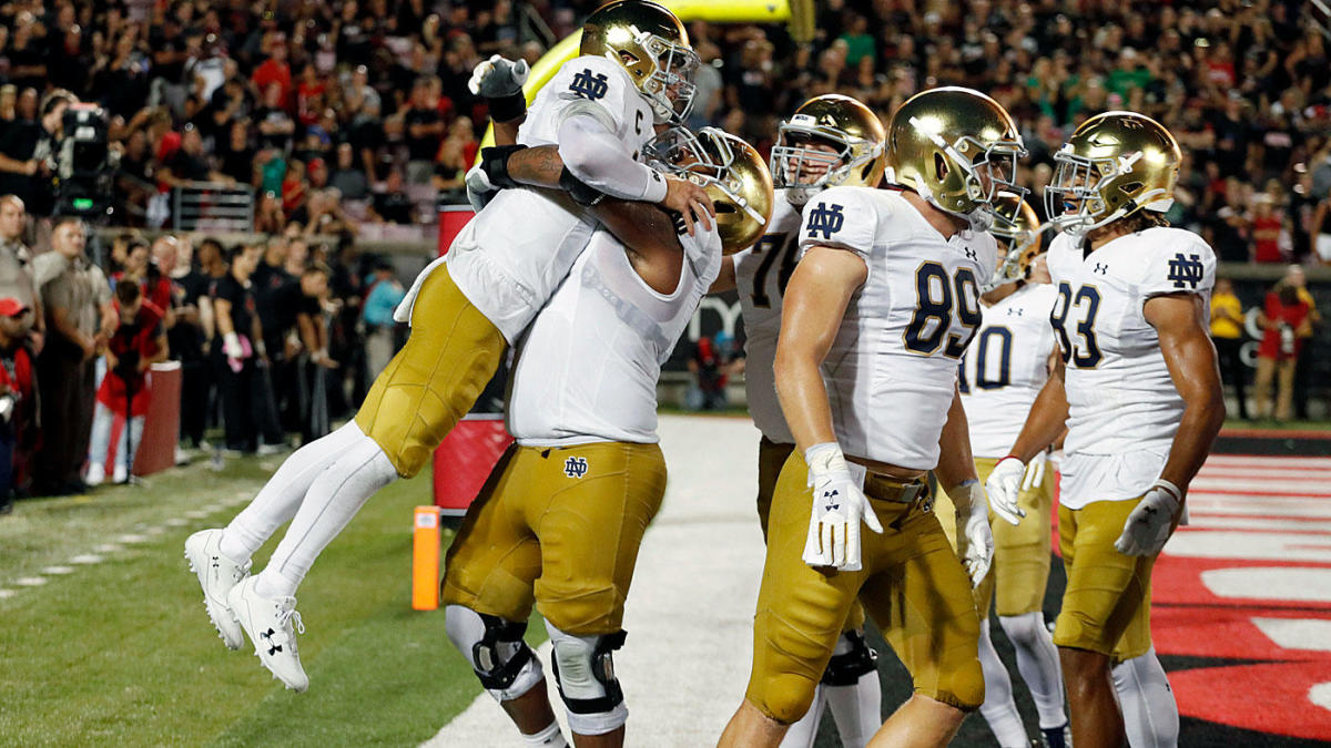 Preview: No. 7 Notre Dame at No. 3 Georgia