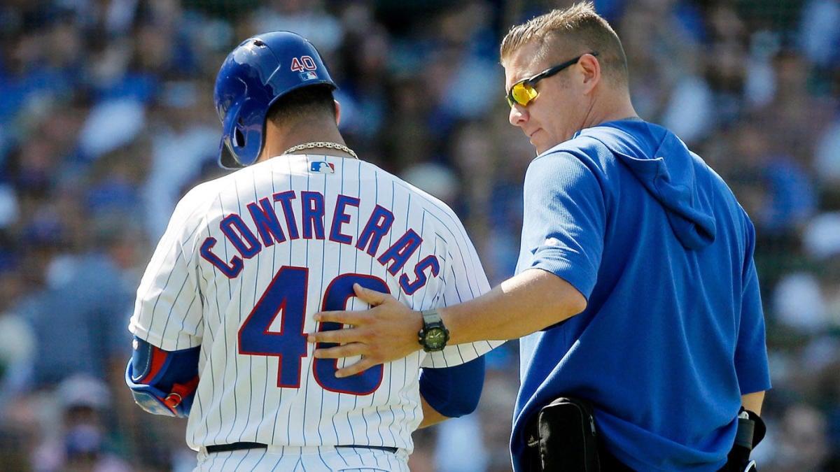 Cubs All-Star catcher Willson Contreras set to return after month on injured list