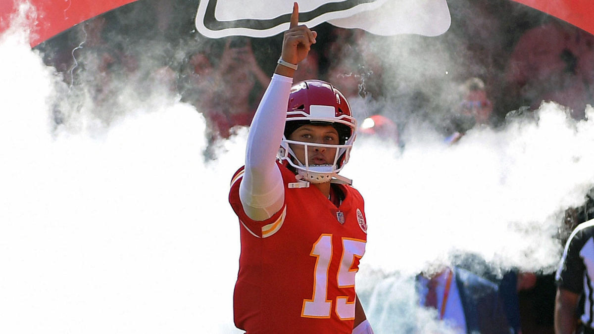 Patrick Mahomes now has a 99 rating in 'Madden 20' after impressive start to season with Chiefs