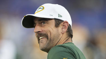 NFL: Preseason-Green Bay Packers at Baltimore Ravens